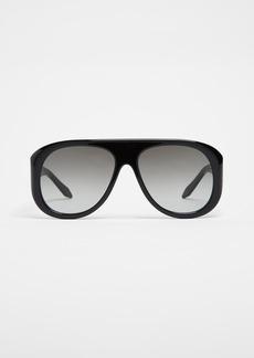 Victoria Beckham Aviator Power Frame Sunglasses