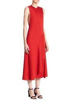 Victoria Beckham Cutout Back Dress