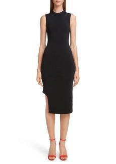 Victoria Beckham Cutout Knit Dress