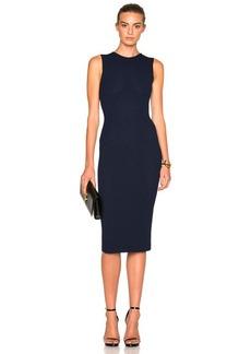 Victoria Beckham Elite Viscose Crochet Signature Dress