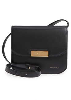 Victoria Beckham Eva Calfskin Leather Crossbody Bag