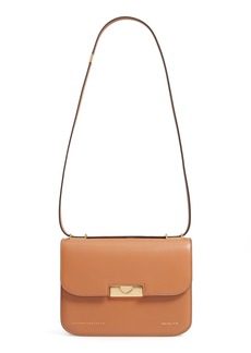 Victoria Beckham Eva Calfskin Leather Shoulder Bag
