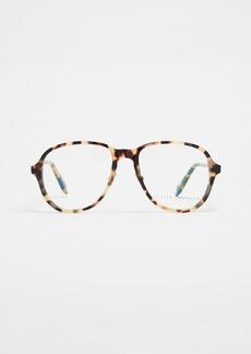 Victoria Beckham Fine Oval Glasses