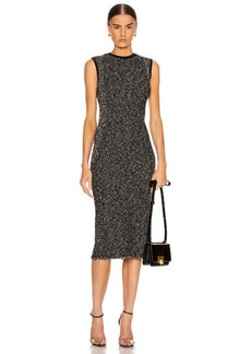 Victoria Beckham Fitted Sleeveless Dress