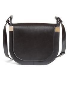 Victoria Beckham Half Moon Box Crossbody Bag