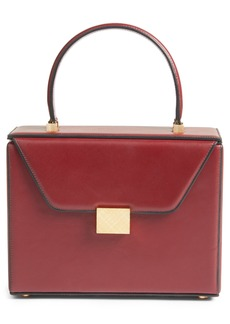 Victoria Beckham Mini Vanity Top Handle Box Bag