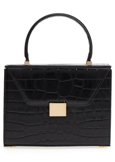 Victoria Beckham Mini Vanity Top Handle Box Bag