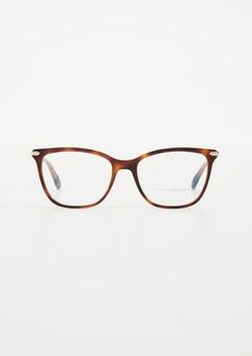 Victoria Beckham Oversized Square Glasses