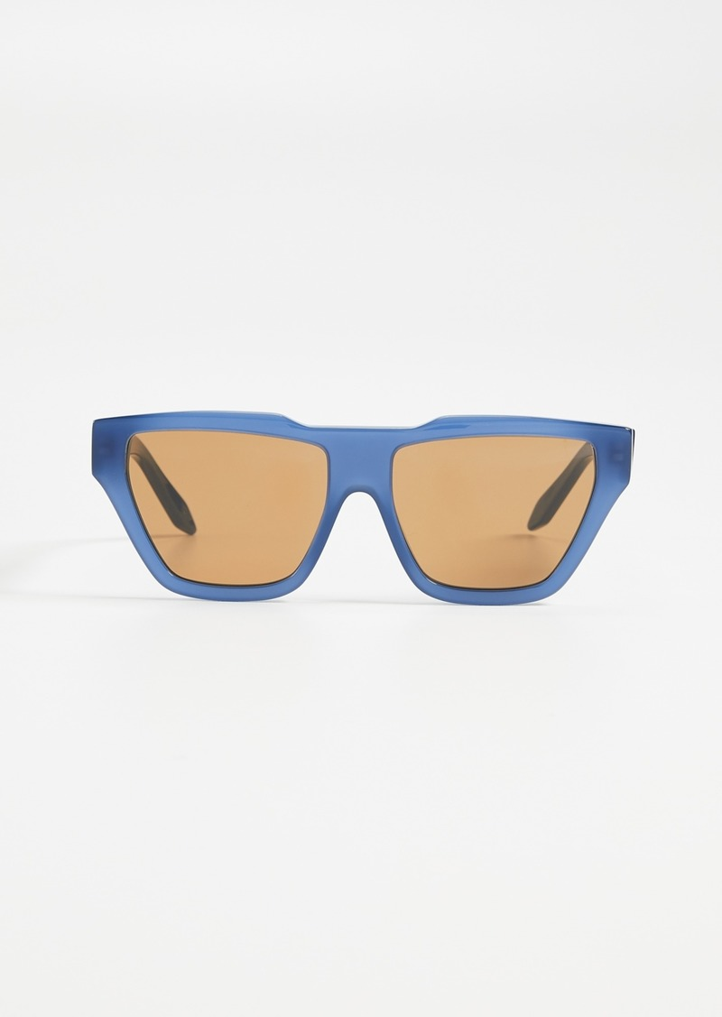efc9a0830c Victoria Beckham Victoria Beckham Square Cat Sunglasses