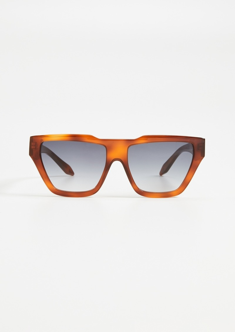 Victoria Beckham Square Cat Sunglasses