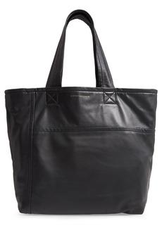 Victoria Beckham Sunday Leather Tote Bag