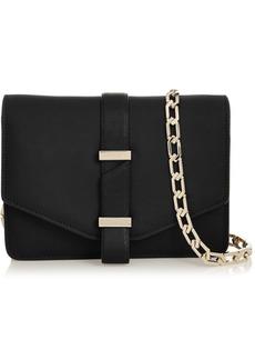 Victoria Beckham Textured-leather mini satchel