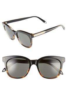 Victoria Beckham The VB 52mm Retro Sunglasses