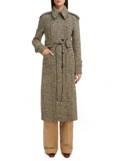 Victoria Beckham Tweed Coat