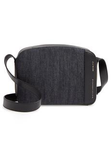 Victoria Beckham Vanity Denim & Leather Camera Bag