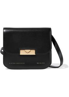 Victoria Beckham Woman Eva Leather Shoulder Bag Black