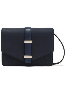 Victoria Beckham Woman Leather Shoulder Bag Navy