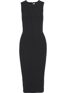 Victoria Beckham Woman Stretch-knit Dress Black