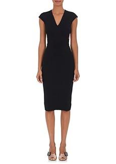 Victoria Beckham Women's Cutout-Back Compact Knit Dress