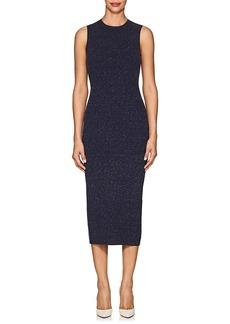 Victoria Beckham Women's Fitted Mélange Jersey Dress