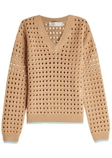 Victoria Beckham Virgin Wool Pullover