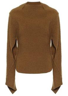 Victoria Beckham Wool-blend sweater