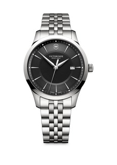 Victorinox Alliance Stainless Steel Bracelet Watch