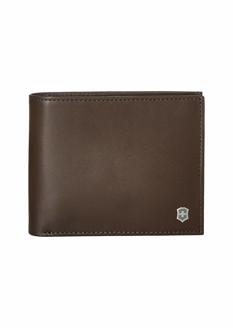 Victorinox Altius Edge Fermat Bifold Wallet w/ Passcase & RFID