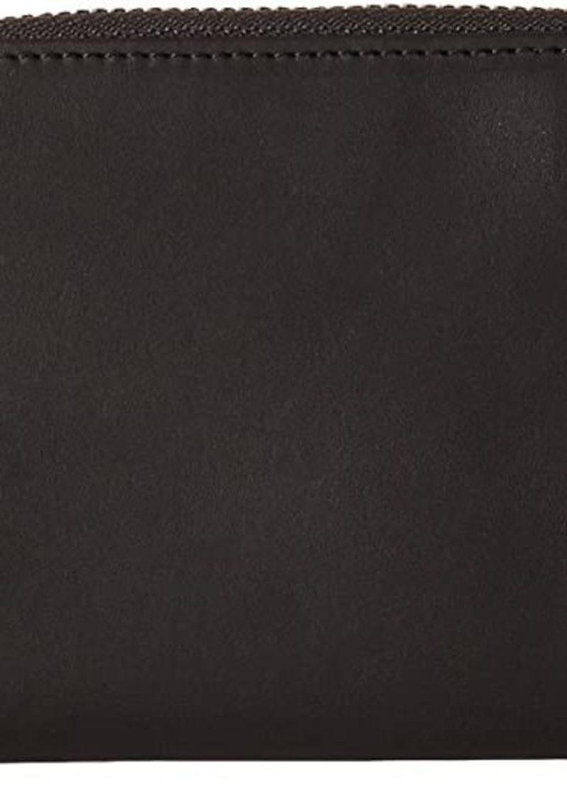 Victorinox Women/'s Zip-Around Leather RFID Blocking Wallet Weyl
