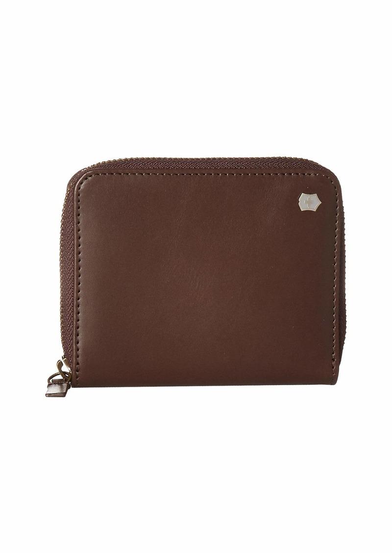 Victorinox Altius Edge Weyl Zippered Clutch Wallet w/ RFID Protection