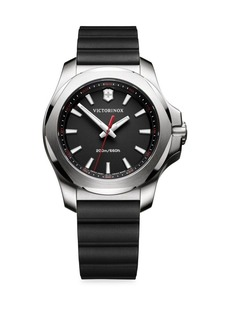 Victorinox I.N.O.X. Round Stainless Steel Analog Watch