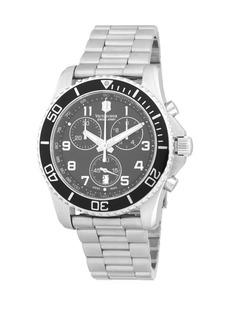 Victorinox Mav Sport Chronograph Stainless Steel Bracelet Watch