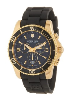 Victorinox Maverick Chronograph Bracelet Watch, 43mm