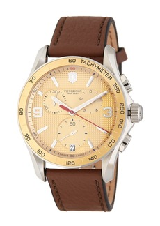 Victorinox Men's Chrono Classic Chronograph Watch, 40mm