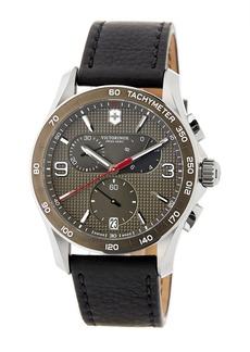 Victorinox Men's Chrono Classic Quartz Watch, 41mm
