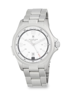 Victorinox Night Vision Stainless Steel Bracelet Watch