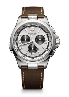 Victorinox Night Vision Stainless Steel Watch, 241729