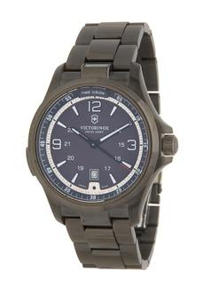 Victorinox Men's Nightvision Bracelet Watch, 42mm
