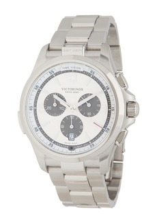 Victorinox Men's Nightvision Chronograph Bracelet Watch, 42mm
