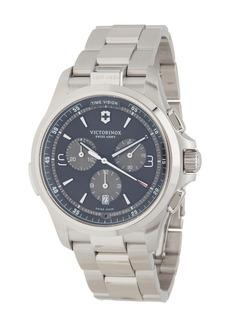 Victorinox Nightvision Chronograph Bracelet Watch, 42mm