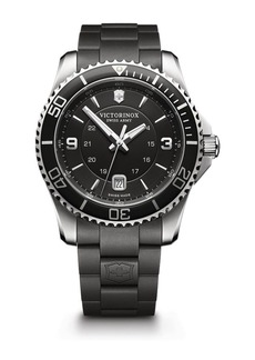 Victorinox Swiss Army 241698 Maverick Rubber Strap Watch