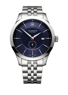 Victorinox Swiss Army Alliance Round Stainless Steel Analog Watch