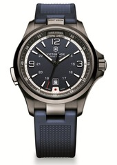 Victorinox Swiss Army Night Vision Stainless Steel Watch