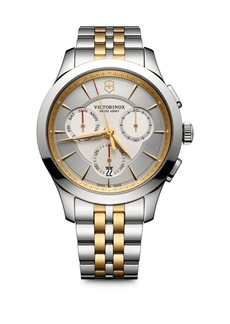 Victorinox Two-Tone Stainless Steel Bracelet Watch