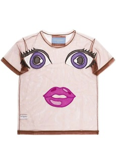 Viktor & Rolf action doll tulle top