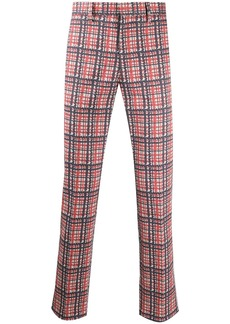 Viktor & Rolf checked classic chinos