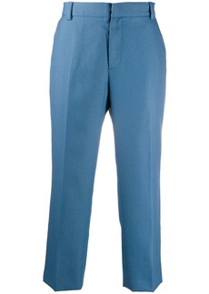 Viktor & Rolf cropped-fit tailored trousers