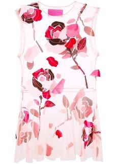 Viktor & Rolf Dancing Roses dress