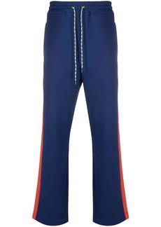 Viktor & Rolf Dandy side-stripe track trousers