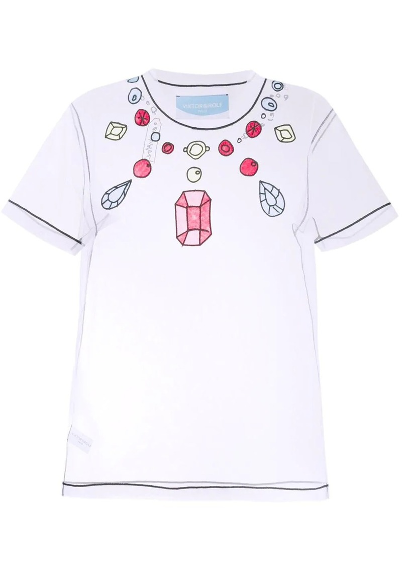 Viktor & Rolf Diamonds Are Forever T-shirt